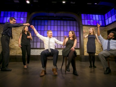 Comedy: Catch Second City for Christmas