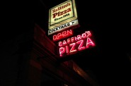 Zaffiro's Pizza. Photo by Joey Grihalva.