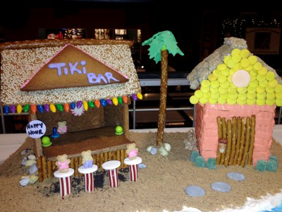 Gingerbread Creations Made by MATC Baking & Pastry Arts Students on Display at Milwaukee Public Market Dec. 2-13