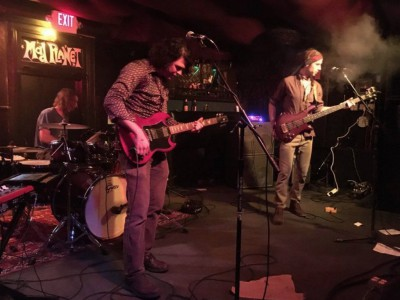 Band of the Week: The Old Prospectors, the Newest Band?
