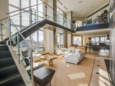 Listing of the Week: 601 Lofts Penthouse