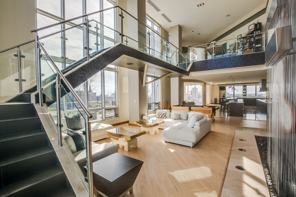 Listing Of The Week 601 Lofts Penthouse 187 Urban Milwaukee