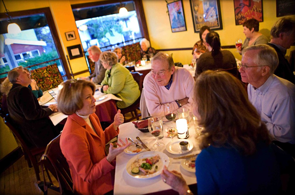 Pastiche Bistro and Wine Bar. Photo from restaurant's website.