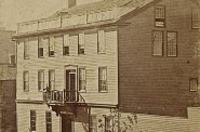 Menomonee Hotel, Late 1860s. Image courtesy of Jeff Beutner.