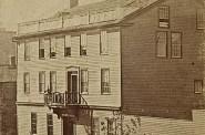 Menomonee Hotel, Late 1860s. Image courtesy of Jeff Beutner.
