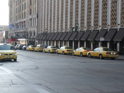 "City Hall: Taxis Will Be ""At Your Own Risk"""