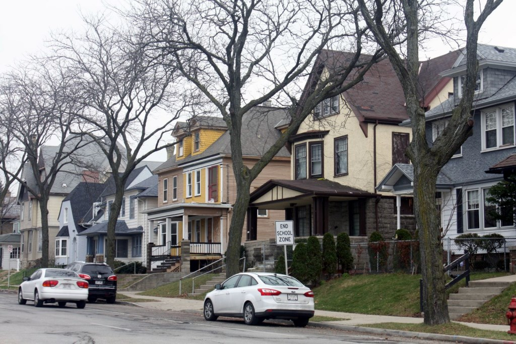 The Wisconsin Supreme Court is considering a case that could overturn the property tax assessment process for homes across Wisconsin. Photo by Carl Baehr.