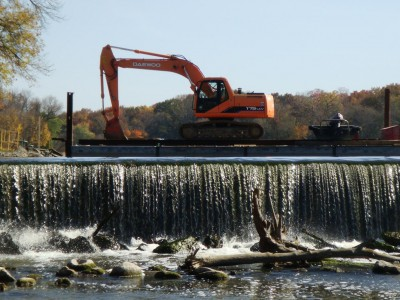 A Freshwater Controversy: Repairing Estabrook Dam Will Cost Less