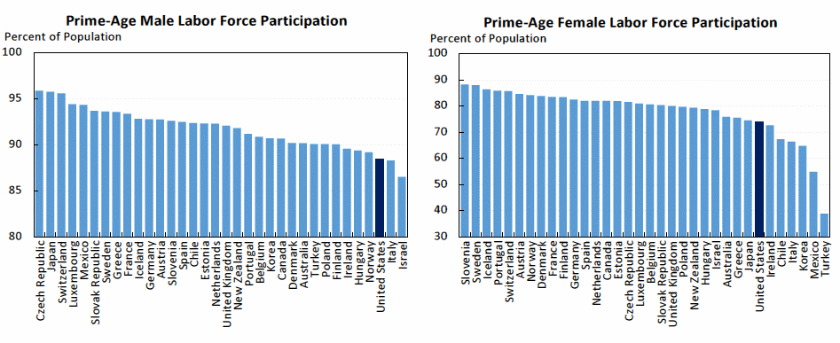 Prime-Age Labor Force Participation