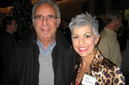 Mike and Pam Glorioso. Photo by Michael Horne.