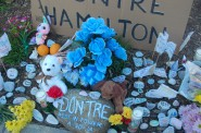Brother's death at hands of police points Nate Hamilton in new direction. Photo courtesy of NNS.