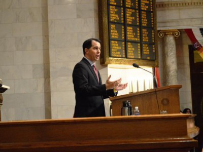 Campaign Cash: Walker Signs Lax Land Use Law