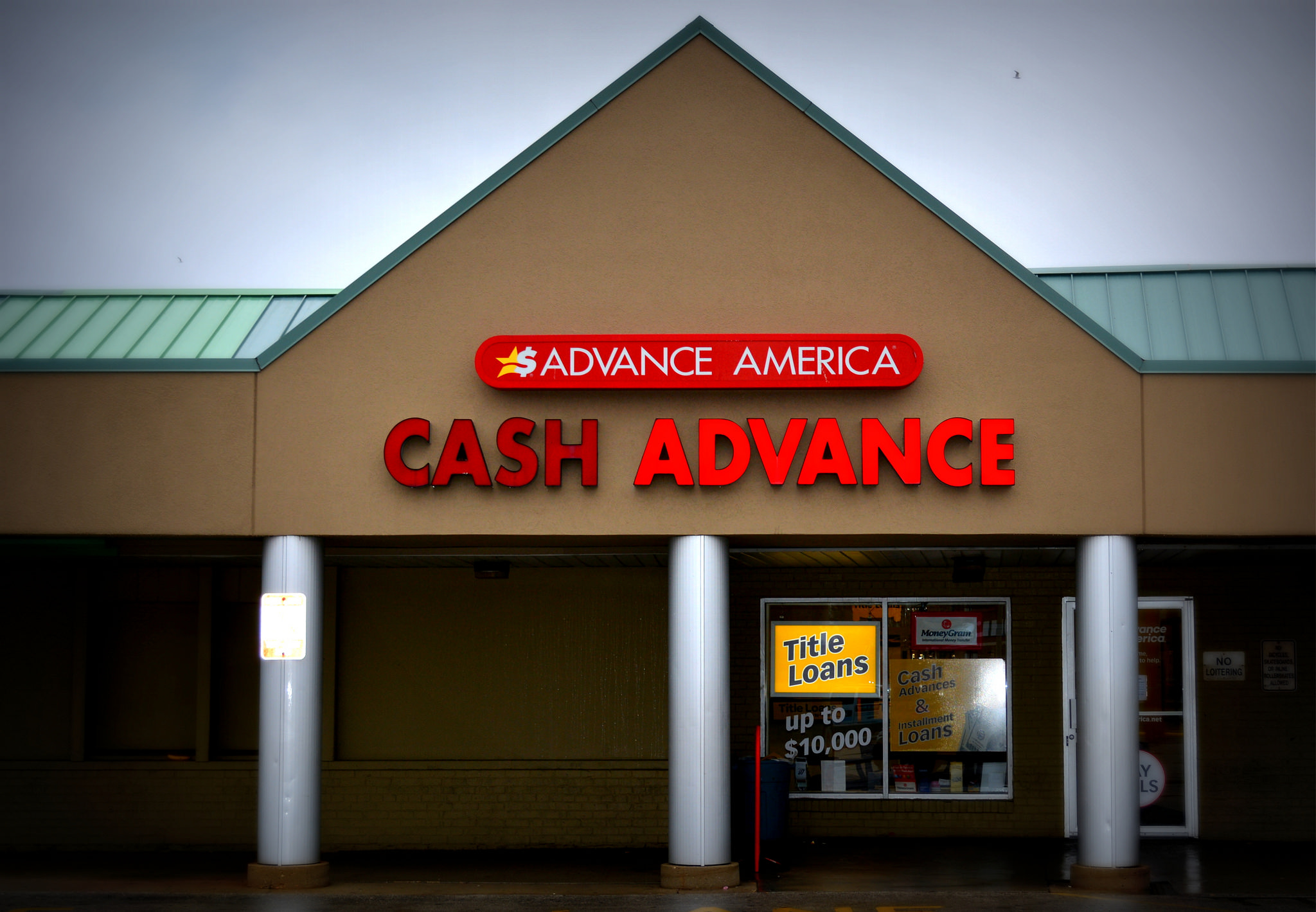 Cash Advance No Bank Account