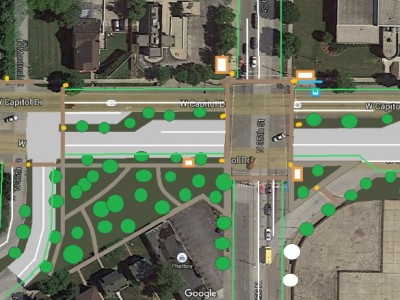 Intersection: 35th and Capitol Needs an Overhaul