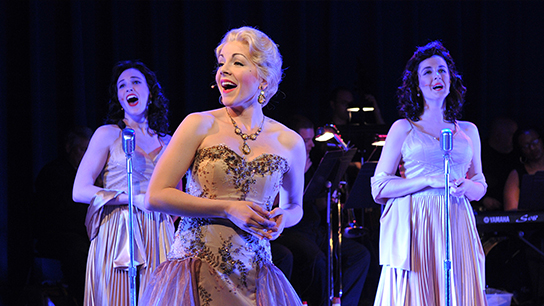 Flipside: The Patti Page Musical. Photo courtesy of the Marcus Center for the Performing Arts.