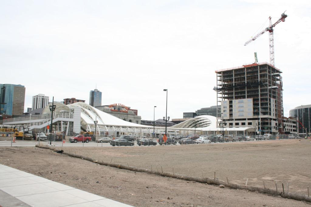 Development in Denver. Photo by Jeramey Jannene.
