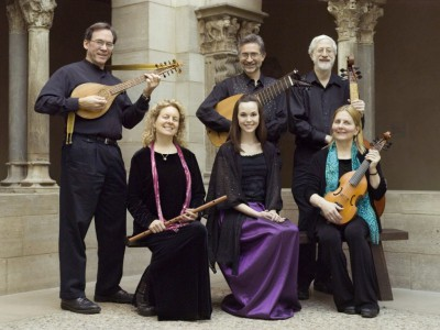 Baltimore Consort: Music Fit For A Queen