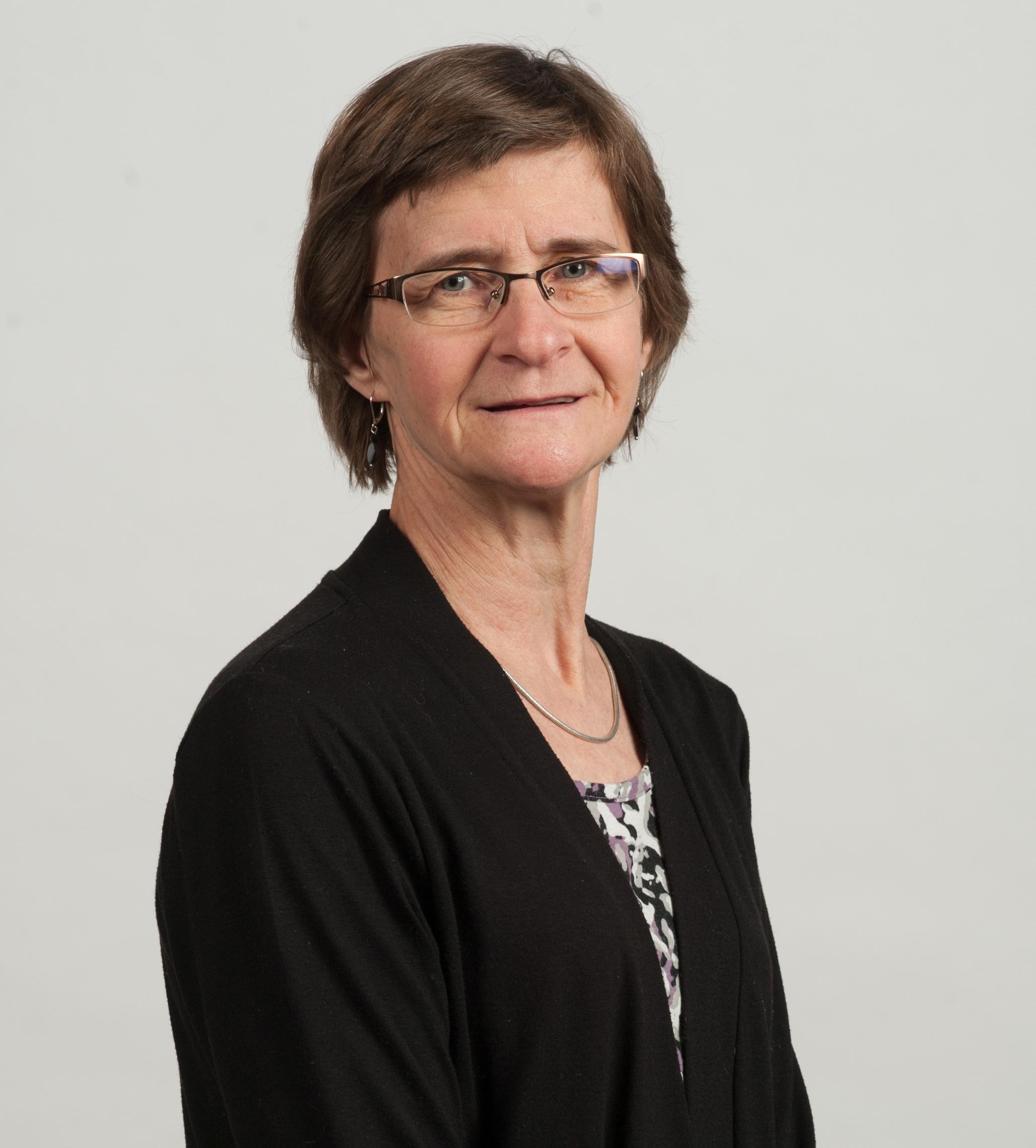 Barb Schenck. Photo courtesy of MorganMyers