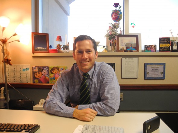 District 7 Community Prosecutor Ben Wesson. Photo by Laura Thompson.