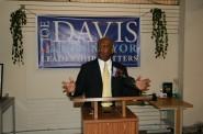 Joe Davis, Sr. Photo by Jeramey Jannene.