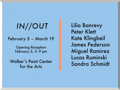 IN//OUT explores information overload in today's society