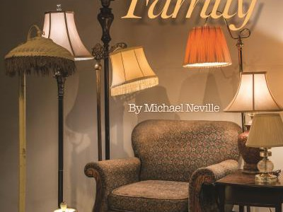 "In Tandem Theatre Brings the Illuminating ""Lamps for my Family"" to the Tenth Street Theatre"