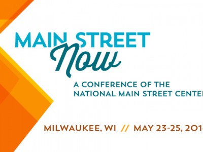 Milwaukee to Host National Main Street Center Conference