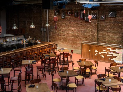 Dining: Small is Beautiful at Merriment Social
