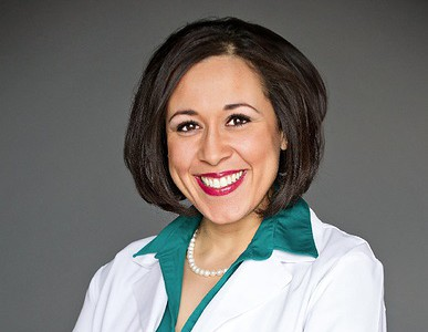 Hispanic Community Leader Receives 40 Under 40 Honor