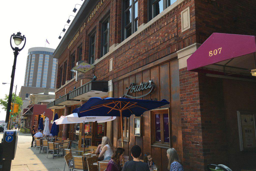 Louise's. Photo by Mariiana Tzotcheva.