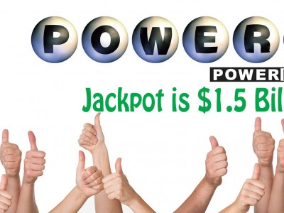 The State of Politics: What Powerball Losers Pay For