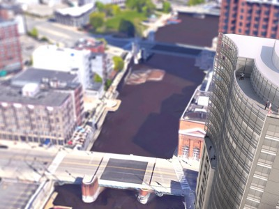 Eyes on Milwaukee: 18-Story Tower on River Proposed
