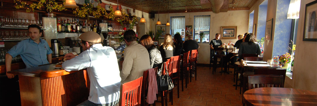 Chez Jacques. Photo from restaurant's website.