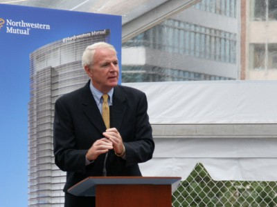Mayor Barrett Announces Grant for Training in Technology Fields