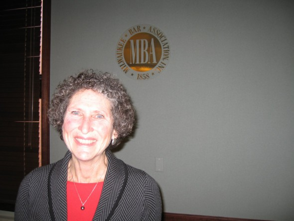 JoAnne Kloppenburg. Photo by Michael Horne.