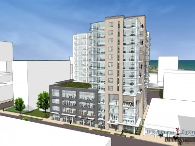 Eyes on Milwaukee: New High Rise for East Side