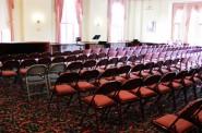 Helfaer Hall performance space
