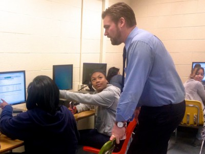 New Science Program Sparks South Division