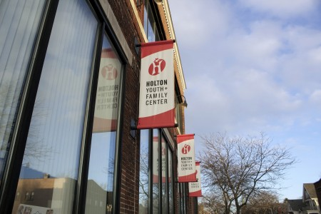 The Holton Youth and Family Center recently reopened. Photo by Emmy A. Yates.