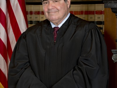 Governor Scott Walker Issues Statement and Executive Order Lowering Flags in Honor of Justice Antonin Scalia