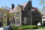 The Charles Allis Art Museum. Photo in the public domain.