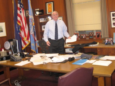 City Hall: Barrett Issues 8 Budget Vetoes