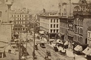 Ludington Building, 1885. Photo courtesy of Jeff Beutner.