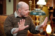 Lamps for My Family: Mark Corkins as Jack Duddy. Photo by Ryan Blomquist.