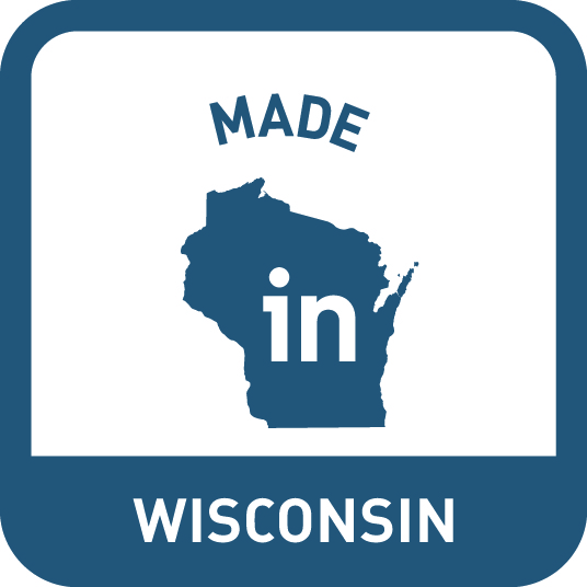 """Made In Wisconsin"""