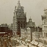 Yesterday's Milwaukee: Pabst Building, 1890s