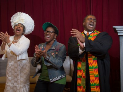 Skylight Music Theatre Presents Milwaukee Premiere of Acclaimed Gospel Musical <i>Crowns</i>