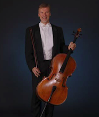 Cellist Peter Szczepanek