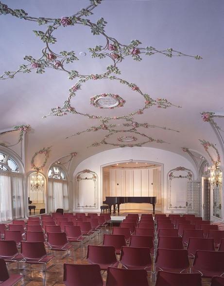 Bader Bader Hall - Wisconsin Conservatory of MusicHall - Wisconsin Conservatory of Music