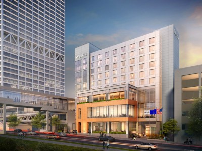 Eyes on Milwaukee: Construction Starts on Westin Hotel